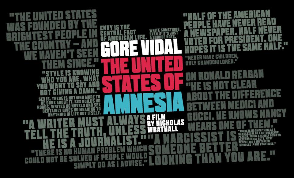 gore vidal essays united states