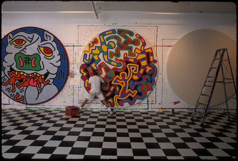 Restless Keith Haring In Brazil Il Cinema Del Carbone